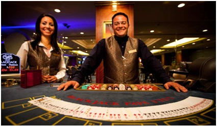 Casino table games book